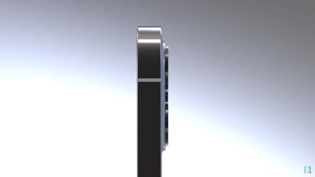 Video: Mãn nhãn với concept iPhone 13 giống hệt iPhone 12, nhưng chỉ cần vài chi tiết nhỏ cũng khiến nó trở thành tuyệt tác của năm 2021 - Ảnh 5.