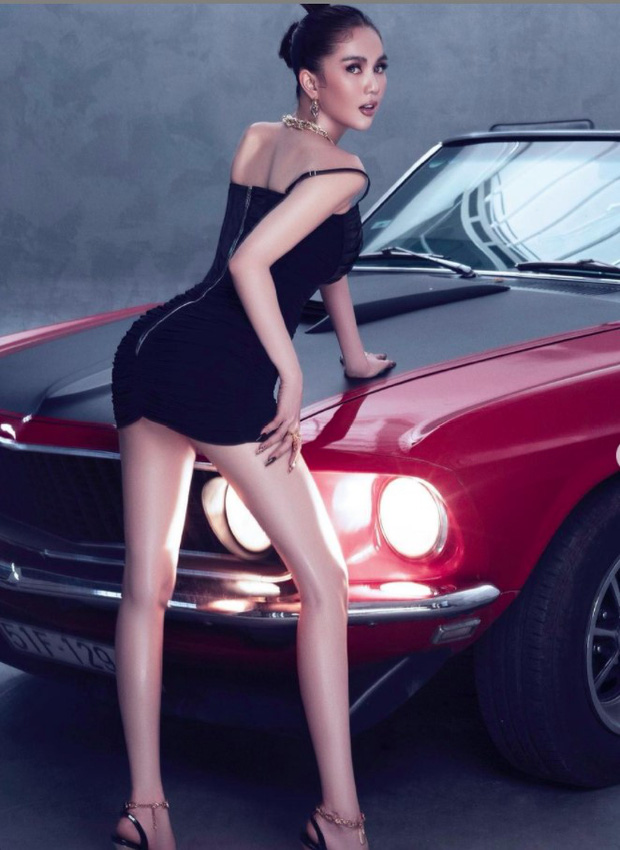 """Ngọc Trinh tung clip cover dance Trouble Maker: Khả năng vũ đạo bất ngờ nhưng dân tình chỉ dán mắt vào body """"đỉnh của chóp"""" - Ảnh 3."""
