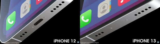 Video: Mãn nhãn với concept iPhone 13 giống hệt iPhone 12, nhưng chỉ cần vài chi tiết nhỏ cũng khiến nó trở thành tuyệt tác của năm 2021 - Ảnh 3.