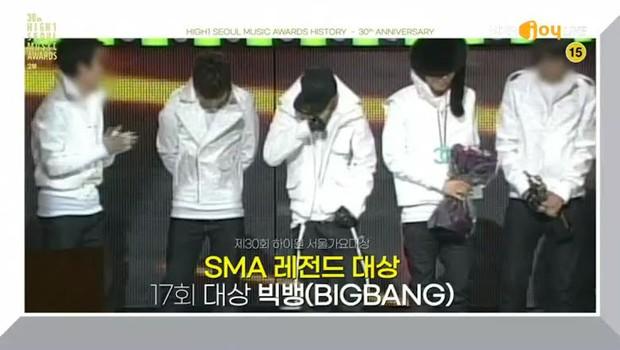 Seoul Music Awards 2021 làm mờ mặt T.O.P (BIGBANG) và B.I (iKON) như tội phạm, fan và Knet tranh cãi nảy lửa đúng sai - Ảnh 3.