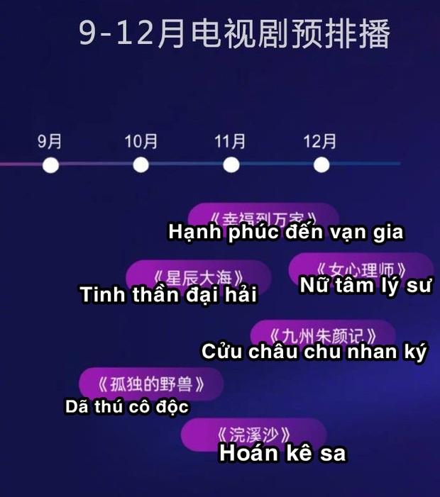 Lộ lịch phim Hoa ngữ 2021 của Youku: Dương Tử - Triệu Lệ Dĩnh chiến nhau cuối năm, Thiên Nhai Khách khai mạc đại chiến đam mỹ? - Ảnh 3.