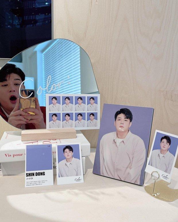 Giảm 40kg chấn động, Shindong (Suju) tung ảnh profile với visual sắc nét khó tin: Thế nào mà khiến MXH xôn xao cả sáng nay? - Ảnh 5.