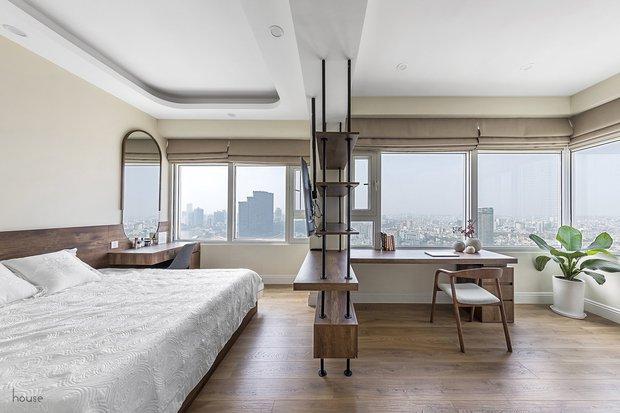 Nhà 140m2 ở Saigon Pearl cải tạo hết 800 triệu, gia chủ bật mí áp lực vì luôn muốn giữ nhà sạch sẽ - Ảnh 5.