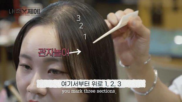 Chuyên gia làm tóc của TWICE, BTS hé lộ cách làm phồng chân tóc tự nhiên, ghim ngay để có tóc xinh đi chơi Tết này - Ảnh 4.
