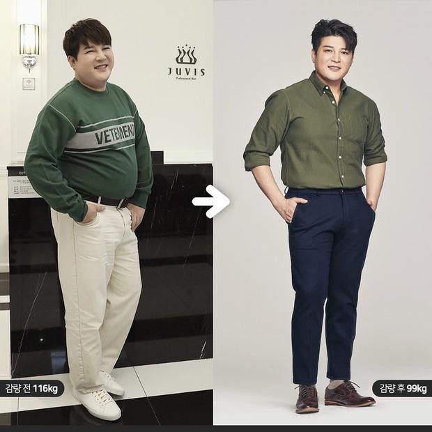 Giảm 40kg chấn động, Shindong (Suju) tung ảnh profile với visual sắc nét khó tin: Thế nào mà khiến MXH xôn xao cả sáng nay? - Ảnh 7.