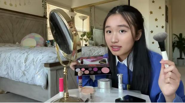 Cuối cùng cũng đến ngày Jenny Huỳnh makeup lần đầu tiên trong đời, kết quả hình như... sai sai? - Ảnh 3.