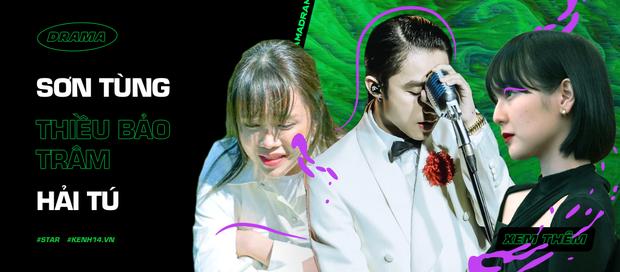 Tình sử bộ 3 trong drama trà xanh hot nhất Vbiz: Sơn Tùng - Thiều Bảo Trâm dành thanh xuân cho nhau, Hải Tú tình duyên phức tạp - Ảnh 21.