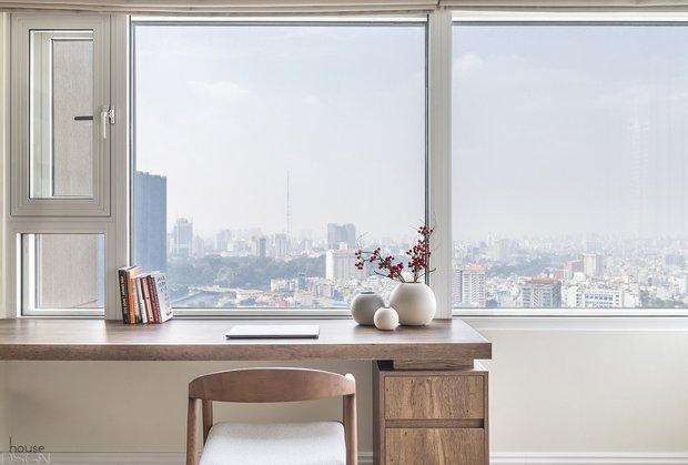 Nhà 140m2 ở Saigon Pearl cải tạo hết 800 triệu, gia chủ bật mí áp lực vì luôn muốn giữ nhà sạch sẽ - Ảnh 7.