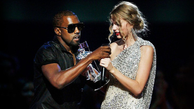 Nam ngôi sao gây phẫn nộ khi tái hiện khoảnh khắc Taylor Swift bị giật mic năm xưa trong MV mới nhằm tribute Kanye West - Ảnh 8.