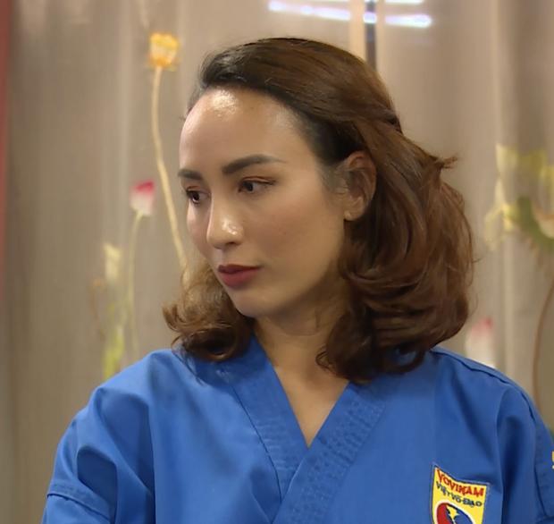 Team Quai Thao lại căng thẳng vì Ngọc Diễm không hài lòng khi được Tường Linh góp ý - Ảnh 6.