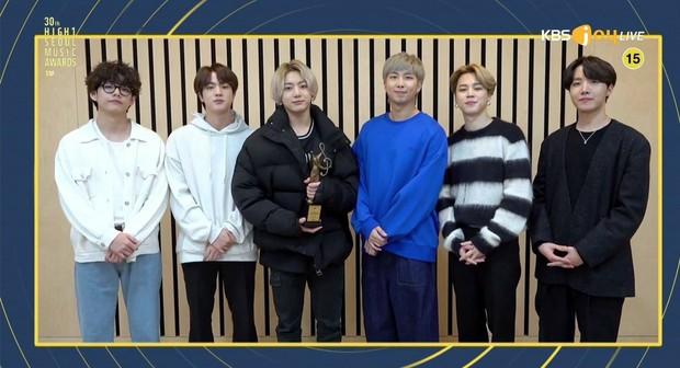 BTS hốt trọn giải, năm thứ 4 liên tiếp đạt Daesang của Seoul Music Awards; BLACKPINK trắng tay toàn tập trong khi TWICE, NCT 127... có giải - Ảnh 2.
