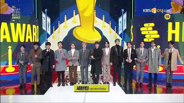 BTS hốt trọn giải, năm thứ 4 liên tiếp đạt Daesang của Seoul Music Awards; BLACKPINK trắng tay toàn tập trong khi TWICE, NCT 127... có giải - Ảnh 8.