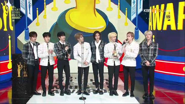 BTS hốt trọn giải, năm thứ 4 liên tiếp đạt Daesang của Seoul Music Awards; BLACKPINK trắng tay toàn tập trong khi TWICE, NCT 127... có giải - Ảnh 9.