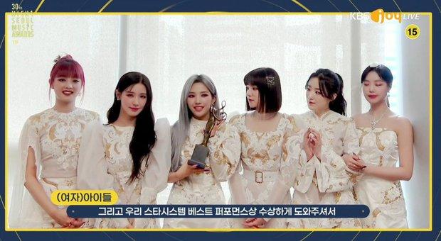 BTS hốt trọn giải, năm thứ 4 liên tiếp đạt Daesang của Seoul Music Awards; BLACKPINK trắng tay toàn tập trong khi TWICE, NCT 127... có giải - Ảnh 12.