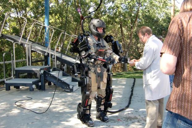 Quân đội Mỹ đang từng bước chế tạo ra bộ đồ Iron Man như thế nào? - Ảnh 5.