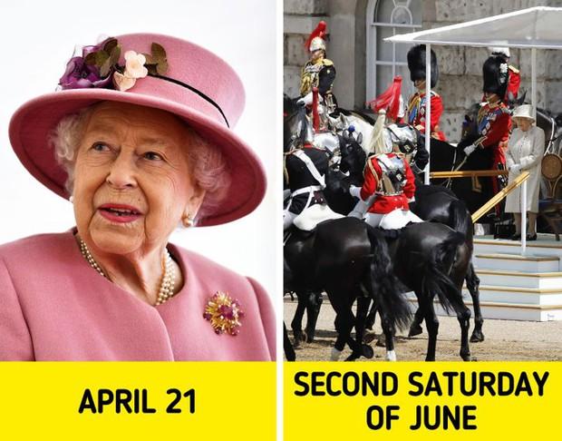 9 điều kỳ lạ tồn tại trong Hoàng gia Anh khiến người thường cảm thấy cực kỳ khó hiểu - Ảnh 7.
