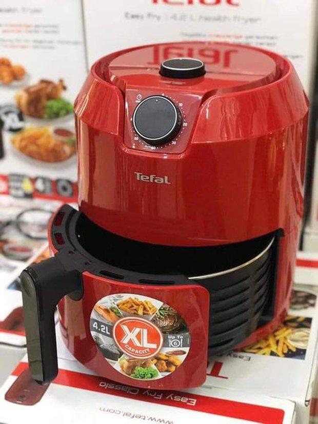 Sắm đồ dùng nhà bếp màu đỏ cho năm Tân Sửu ngập tràn may mắn, có loại đang sale tới 33% - Ảnh 11.