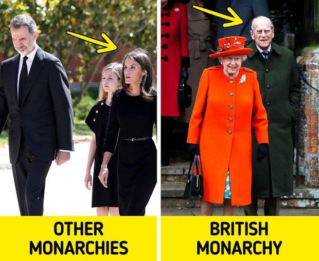 9 điều kỳ lạ tồn tại trong Hoàng gia Anh khiến người thường cảm thấy cực kỳ khó hiểu - Ảnh 9.