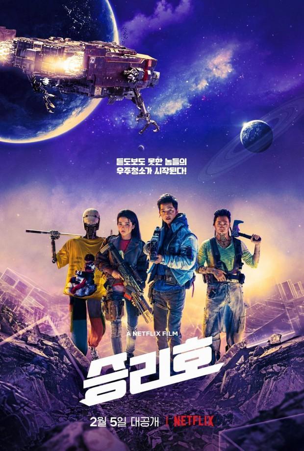 Phòng vé Hàn tháng 2 ngập tuấn nam mỹ nữ nhưng nhắm chẳng ai làm lại bom tấn 500 tỉ của Song Joong Ki! - Ảnh 5.