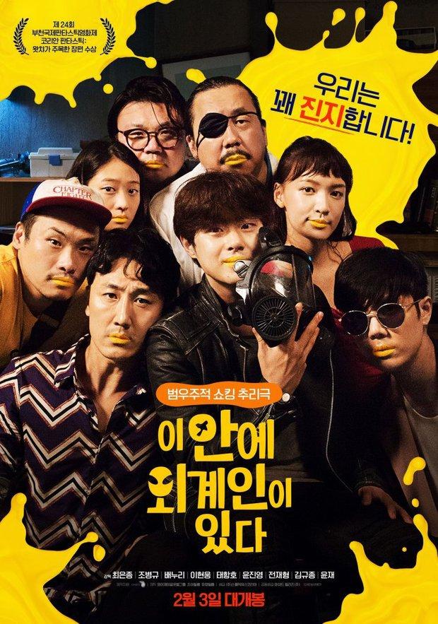 Phòng vé Hàn tháng 2 ngập tuấn nam mỹ nữ nhưng nhắm chẳng ai làm lại bom tấn 500 tỉ của Song Joong Ki! - Ảnh 2.