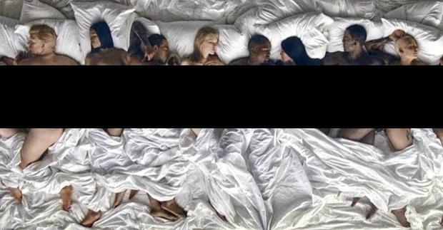 Nam ngôi sao gây phẫn nộ khi tái hiện khoảnh khắc Taylor Swift bị giật mic năm xưa trong MV mới nhằm tribute Kanye West - Ảnh 12.