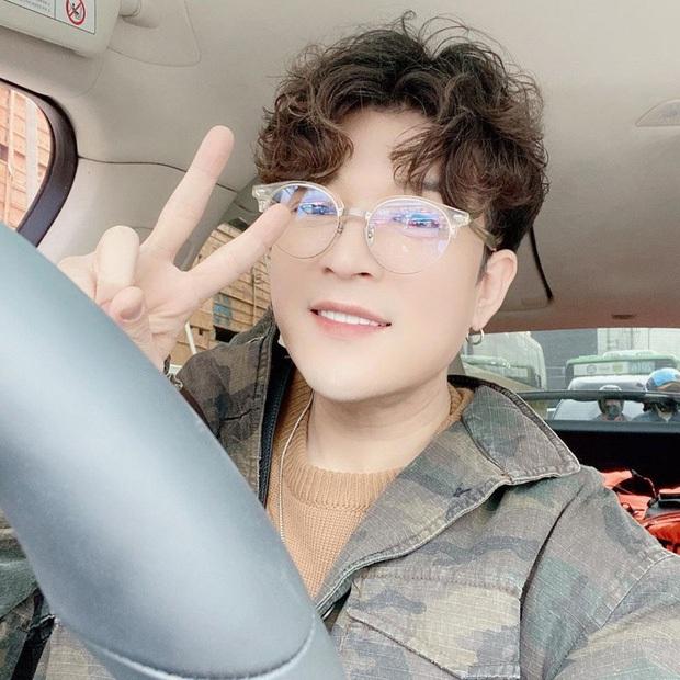 Giảm 40kg chấn động, Shindong (Suju) tung ảnh profile với visual sắc nét khó tin: Thế nào mà khiến MXH xôn xao cả sáng nay? - Ảnh 10.