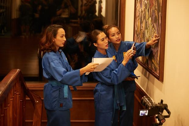 Team Quai Thao lại căng thẳng vì Ngọc Diễm không hài lòng khi được Tường Linh góp ý - Ảnh 5.