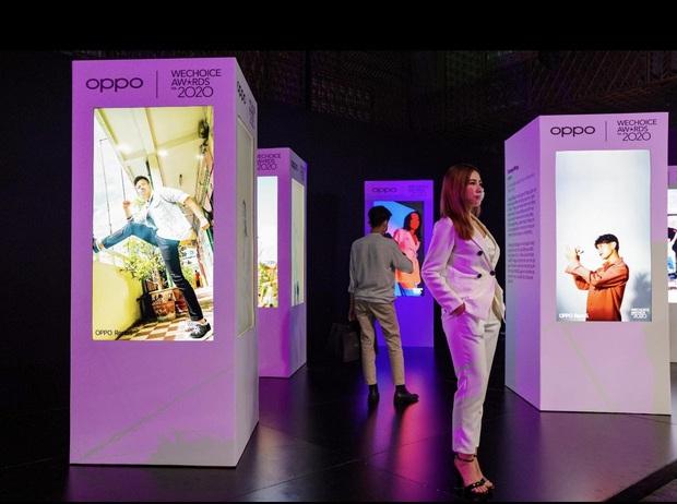 Triển lãm ra mắt siêu phẩm công nghệ: OPPO đồng hành cùng WeChoice Awards tôn vinh khoảnh khắc diệu kỳ của năm 2020 - Ảnh 2.