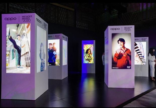 Triển lãm ra mắt siêu phẩm công nghệ: OPPO đồng hành cùng WeChoice Awards tôn vinh khoảnh khắc diệu kỳ của năm 2020 - Ảnh 3.