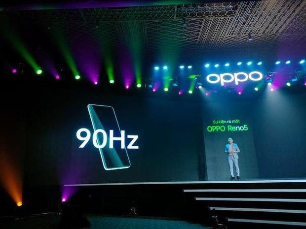 Triển lãm ra mắt siêu phẩm công nghệ: OPPO đồng hành cùng WeChoice Awards tôn vinh khoảnh khắc diệu kỳ của năm 2020 - Ảnh 16.