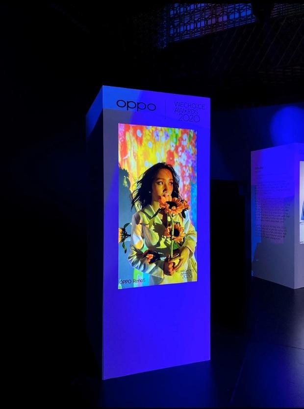 Triển lãm ra mắt siêu phẩm công nghệ: OPPO đồng hành cùng WeChoice Awards tôn vinh khoảnh khắc diệu kỳ của năm 2020 - Ảnh 8.