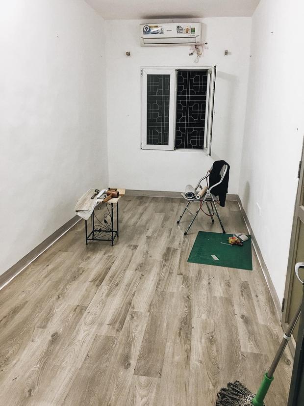 Chàng trai cải tạo phòng ngủ 10m2 theo phong cách cực tối giản, chi phí có 2.5 triệu khiến dân tình lao vào học hỏi - Ảnh 2.