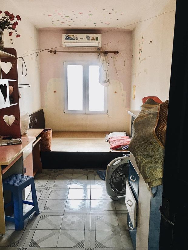 Chàng trai cải tạo phòng ngủ 10m2 theo phong cách cực tối giản, chi phí có 2.5 triệu khiến dân tình lao vào học hỏi - Ảnh 1.