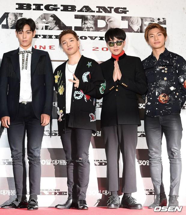 Knet ném đá G-Dragon sau khi đăng ảnh 5 thành viên, BIGBANG không còn đường comeback với đội hình trọn vẹn? - Ảnh 5.