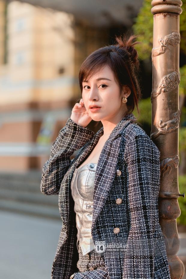 Bà Tưng Lê Thị Huyền Anh: Tôi ngưỡng mộ người giàu, học theo hot girl thì chỉ biết cách xin tiền bạn trai thôi - Ảnh 6.