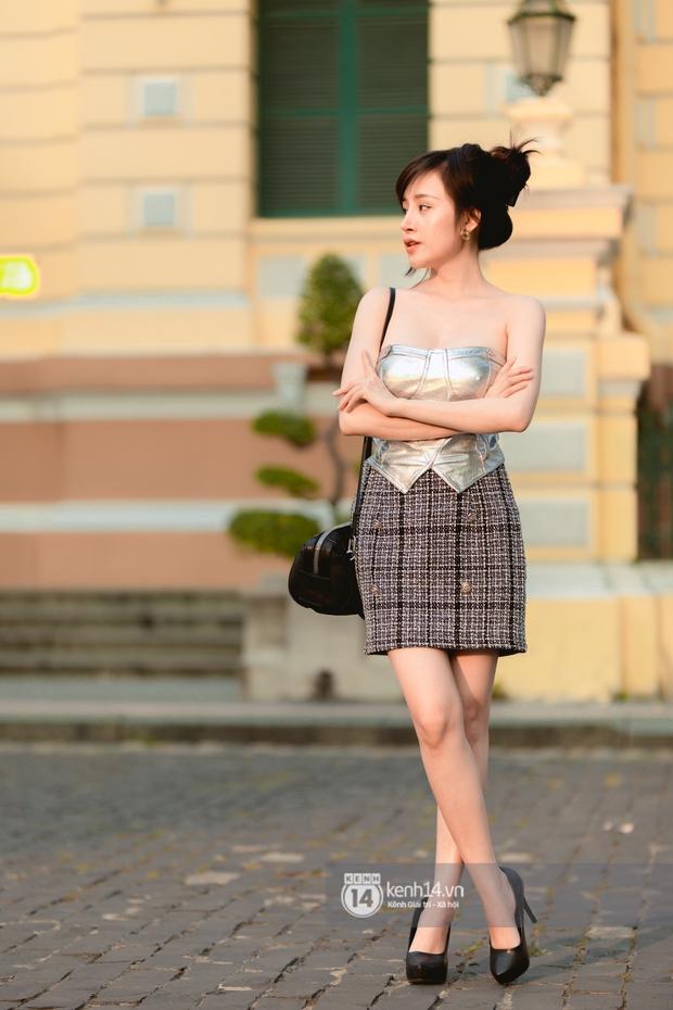Bà Tưng Lê Thị Huyền Anh: Tôi ngưỡng mộ người giàu, học theo hot girl thì chỉ biết cách xin tiền bạn trai thôi - Ảnh 8.