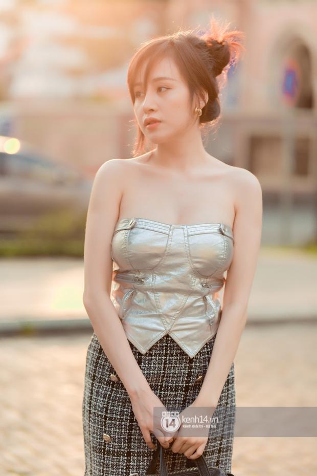 Bà Tưng Lê Thị Huyền Anh: Tôi ngưỡng mộ người giàu, học theo hot girl thì chỉ biết cách xin tiền bạn trai thôi - Ảnh 11.