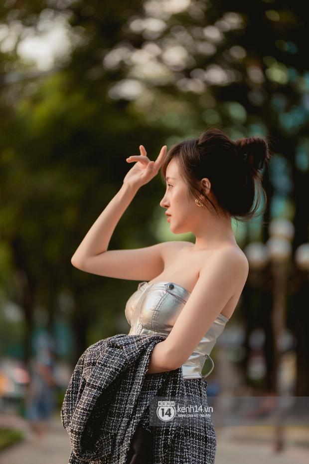 Bà Tưng Lê Thị Huyền Anh: Tôi ngưỡng mộ người giàu, học theo hot girl thì chỉ biết cách xin tiền bạn trai thôi - Ảnh 4.