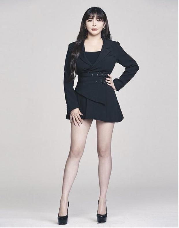 """Dù có tăng hay giảm cân gây sốc đến mức nào, Park Bom vẫn giữ được 1 bộ phận đẹp cực phẩm """"bất di bất dịch"""" - Ảnh 2."""