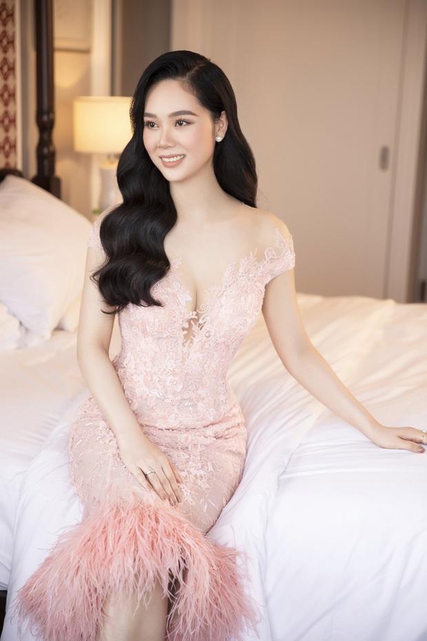 Hoa hậu Việt Nam Mai Phương bất ngờ tái xuất sau 18 năm đăng quang, nhan sắc và body khiến dân tình mắt tròn mắt dẹt - Ảnh 2.