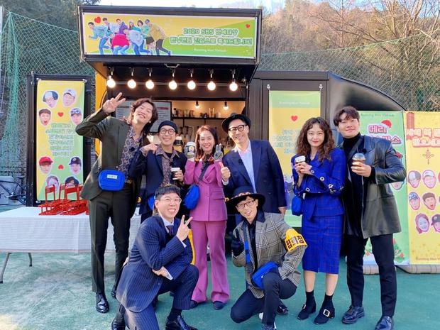 Fan Việt gửi xe cà phê đến tận trường quay Running Man, xúc động trước lời cảm ơn của dàn cast trên truyền hình - Ảnh 2.