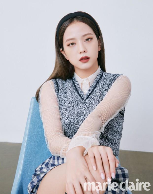 Lại tranh cãi nhan sắc 2 nàng thơ Dior xứ Hàn: Tình đầu quốc dân Suzy hay Hoa hậu Hàn Quốc Jisoo (BLACKPINK), ai đẹp hơn? - Ảnh 13.