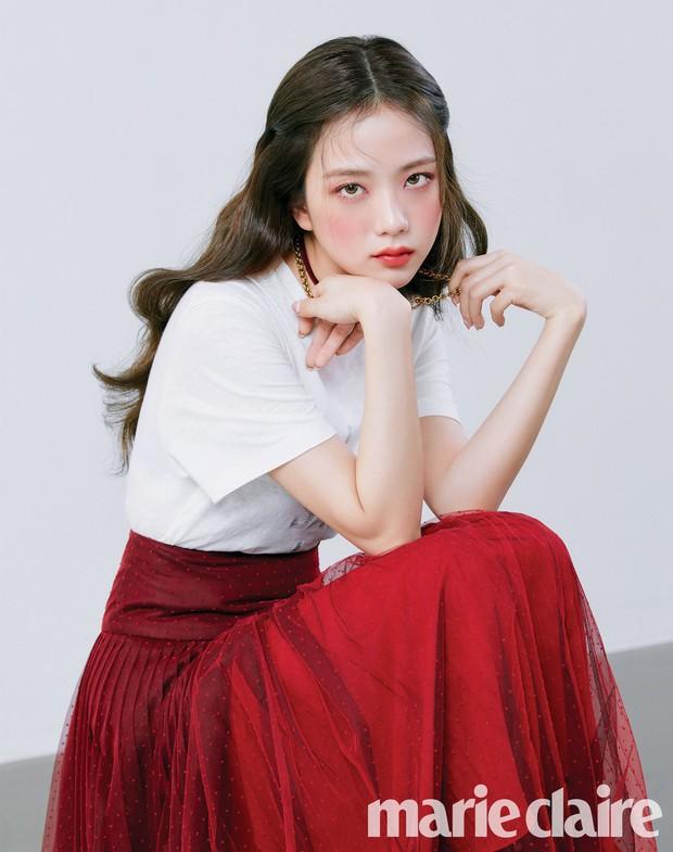 Lại tranh cãi nhan sắc 2 nàng thơ Dior xứ Hàn: Tình đầu quốc dân Suzy hay Hoa hậu Hàn Quốc Jisoo (BLACKPINK), ai đẹp hơn? - Ảnh 12.