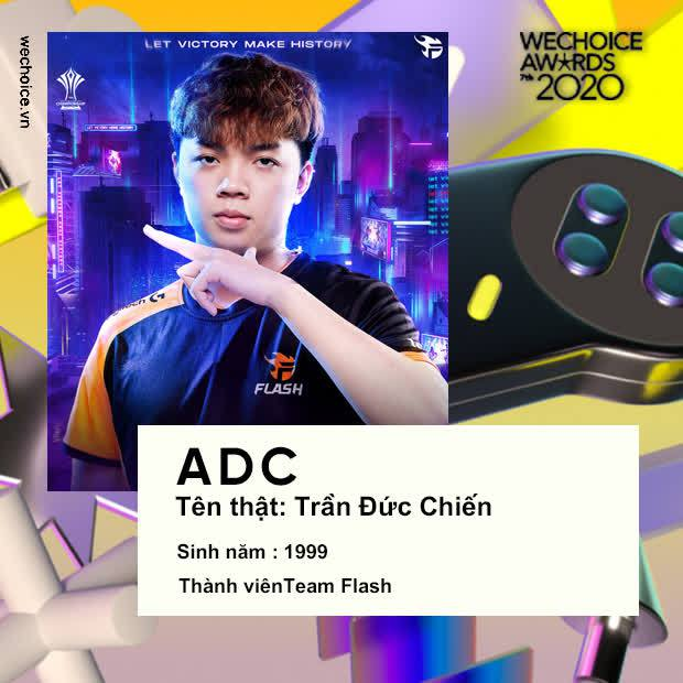Điểm danh những game thủ Liên Quân Mobile xuất hiện trong danh sách đề cử WeChoice Awards 2020, cộng đồng game quốc dân cho thấy sức ảnh hưởng không hề đơn giản - Ảnh 1.
