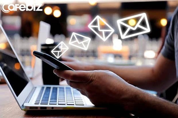 Trả lời một email hết hơn 5 phút, thực ra bạn đang làm việc quá chậm - Ảnh 1.