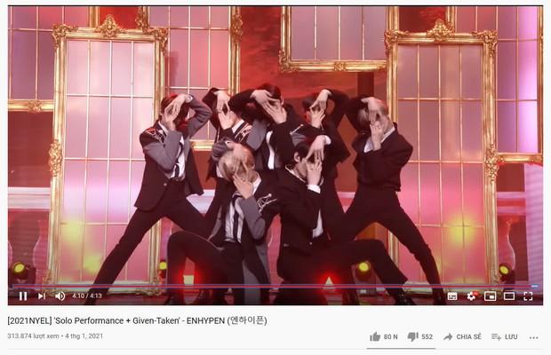 Hanbin được Big Hit đãi ngộ như idol khi cho đăng clip lên kênh chính, sân khấu solo còn có view cao hơn cả GFRIEND và ENHYPEN - Ảnh 6.