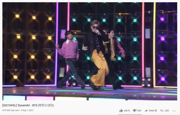 Hanbin được Big Hit đãi ngộ như idol khi cho đăng clip lên kênh chính, sân khấu solo còn có view cao hơn cả GFRIEND và ENHYPEN - Ảnh 8.