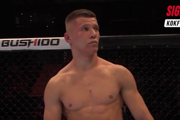 Võ sĩ MMA bị bắt sau khi đấm gãy răng và bẻ tay 2 phụ nữ trong đêm Giao thừa - Ảnh 1.