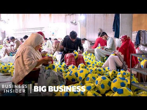 Thâm nhập thành phố Sialkot (Pakistan) - nơi sản xuất bóng nhiều nhất trên thế giới - Ảnh 2.