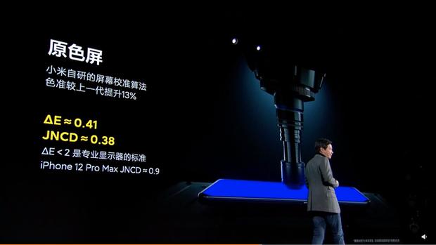 Xiaomi nói Mi 11 tốt hơn iPhone 12 Pro Max ở những điểm nào? - Ảnh 2.